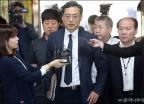 '태블릿PD 조작설 주장' 영장실질심사 받는 변희재