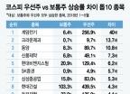 """""""보통주보다 우선주""""…수익률 3배 우선주로 돈 벌기"""