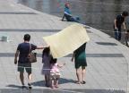 [내일 날씨]전국 낮 기온 30도 안팎…미세먼지 '나쁨'