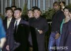 """""""김정은 진짜 봤다, 신기""""…'SNS 목격담' 줄이어"""