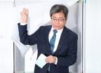 김명수 대법원장, 소중한 한표