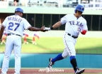 추신수, 시즌 12호 홈런… 텍사스는 5연패