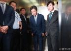유승민, 바른미래당 대표직 사퇴