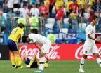 '슈퍼세이브'에 웃고, PK에 울었다…스웨덴戰 0-1 패배