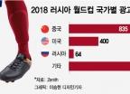 러시아 월드컵 최대 광고주는 中 기업들