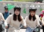[사진]'자전거 안전 이용'