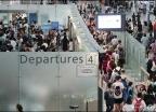 폭염 피해 해외로 떠나는 여행객들