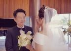 """남경필, '네살차이' 신부와 재혼…""""행복하게 살겠다"""""""