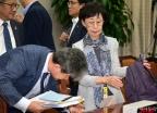 '솔릭 여파' 인권위장 후보 인사청문회 연기