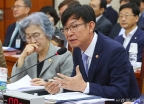 정무위 출석한 김상조 공정위원장