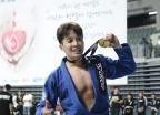 개그맨 허경환, 주짓수 첫 대회서 우승!
