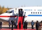 공군2호기·케이블카…文대통령이 백두산 위해 탄 '이색교통'