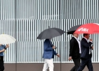 [오늘 날씨] 오후에는 비 그쳐요…미세먼지 '좋음'
