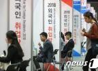 '한국에서의 취업, 너무 떨려요'