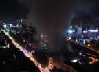 밤사이 대구 번개시장서 불…점포 13곳 소실
