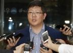 [사진]김홍걸 더민주 국민통합위원장 '방북단 모임 갑니다'