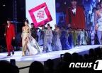 [사진]가을 밤의 축제 '서울광장 패션쇼'