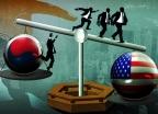 """SNS에 유포된 증권사 회장님의 시황관 """"한국 주식 줄이고, 미국 주식 늘려라"""""""