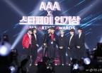 세계 최초 가수·배우 통합 시상식 'AAA' 화려한 개막