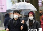 [내일 날씨]전국 비 소식…낮 기온 서울 15도 '따뜻'