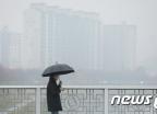 """[오늘 날씨]따뜻한 겨울…""""우산·마스크 챙기세요"""""""