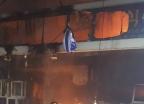 통영 서호시장 화재…신속 대응으로 인명피해 無