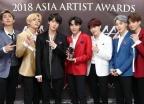 BTS, 2018년 '세계 최다 트윗' 계정·인물 선정