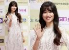 박하선, 출산 후 첫 공식석상…청순 매력 '물씬'
