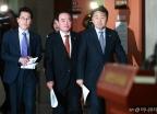 '선거제 개편 배제' 예산안 합의, 뿔난 야3당