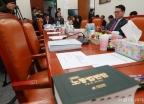 '김용균법' 협상 난항...개의도 못한 고용노동소위