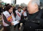 '탈원전 반대' 서명운동 나선 나경원