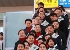 """'황교안을 위한 전대' 보이콧…김진태 """"그만 징징거려라"""""""