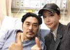 김영호, 육종암 투병…악성 종양 제거 수술 받았다