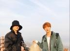 컴백 앞둔 BTS 정국·진, 검단산 등산 인증샷…어딘지 가볼까