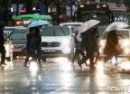[내일 날씨]밤부터 강한 비…미세먼지 '나쁨'