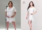 다나, 체중 20kg 감량 성공…'82kg→62kg'