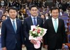 오신환, 바른미래당 신임 원내대표 선출