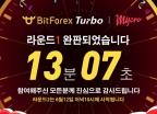 비트포렉스 터보,  MYO 코인 13분 7초 만에 판매완료