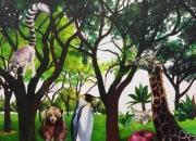 남극의 펭귄과 초원의 기린이 만나는 자리
