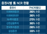증자해도 파생투자 허덕…'옛 NCR'덫에 걸린 증권사들