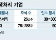 30억 계열사 26만원에… 상장유지 안간힘 '눈물의 땡처리'