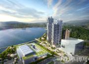 """""""집앞은 호수, 엘리베이터 타면 백화점"""" 광교 컨벤션 꿈에그린 분양"""