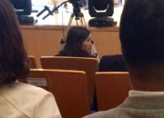 [단독] 최태원 회장 보러온 '딸' 최민정 중위…사회적기업에 '관심'