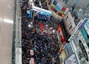[사진]문재인 부산 유세에 모인 인파