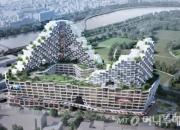 장안평 중고차단지, 30층 첨단시설로 탈바꿈