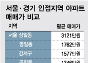 하반기 서울 전세난 조짐… 외곽지역 뜬다
