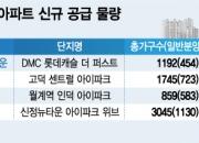 """""""규제 시행 전에…""""  서울 주요단지 분양 봇물"""