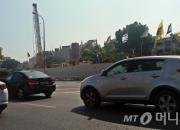 [르포]이스라엘 도로 장악한 현대·기아자동차