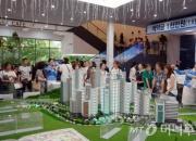 의정부 '장암더샵' 모델하우스, 오픈 3일간 2만여명 방문