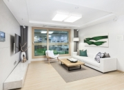 현대건설 '힐스테이트 송도 더테라스' 견본주택 개관